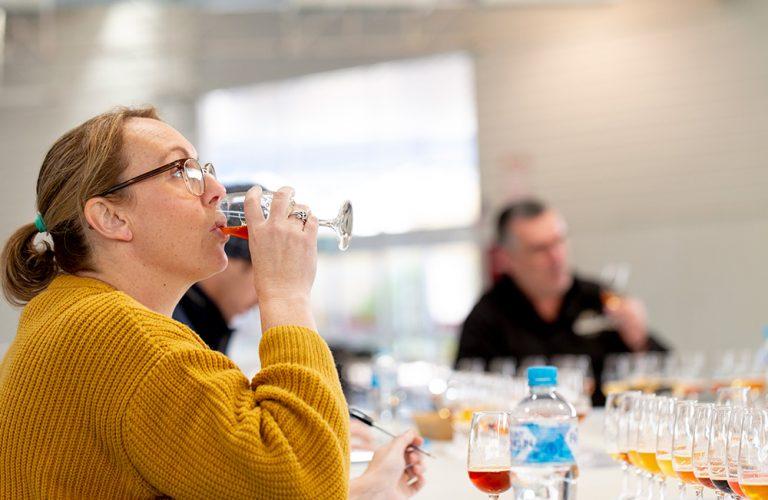 2020 Perth Royal Beer Awards Judging - Clare Clouting